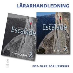 E-bok Escalade 2 Lärarhandledning cd av Viktoria Waagaard