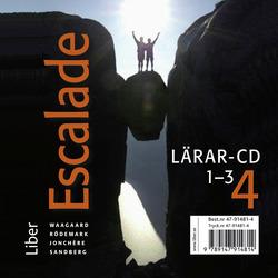 E-bok Escalade 4 Lärar-cd 1-3 av Viktoria Waagaard
