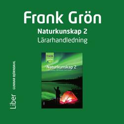 E-bok Frank Grön Naturkunskap 2 Lärarhandledning av Gunnar Björndahl